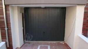 Μονοκόμματες Πόρτες Οροφής