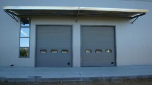 Πολύσπαστες Βιομηχανικές Πόρτες