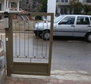 Μηχανισμοί Ανοιγόμενης Πόρτας